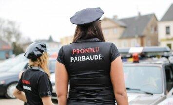 Foto: Ar rekordlielu dalībnieču skaitu startējis ikgadējais Sieviešu dienas rallijs