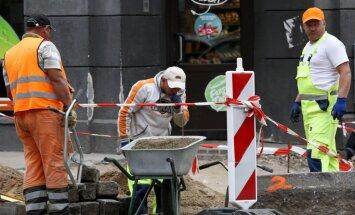 Tuvākajās nedēļās Rīgā sāksies ceļu remontdarbu sezona