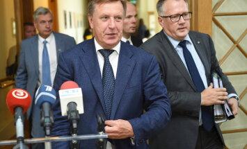 Кучинскис: вопрос о резком росте цен на электроэнергию будет решен
