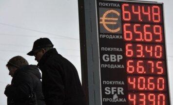Правительство РФ провело экстренное совещание из-за резкого падения рубля