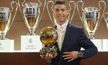 Ronaldo, Golden Ball