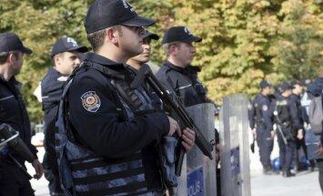 При взрыве в Турции погибли полицейский и работник суда