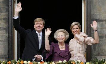 В июне Латвию посетит королевская чета Нидерландов