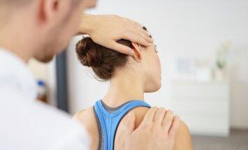 Aicina apmeklēt bezmaksas fizioterapeitu konsultācijas
