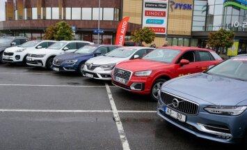 15. oktobrī Rīgā ikvienam būs iespēja izmēģināt jaunākos auto