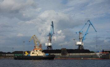 СМИ: Латвия потеряет значительные объёмы транзита угля из России