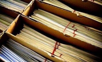 Saeimā iesniedz likumprojektu par 'oligarhu lietas' materiālu publiskošanu
