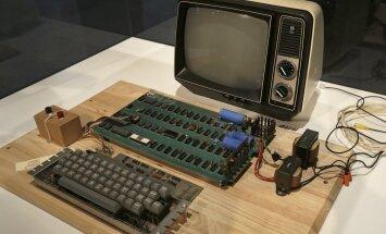 Mīlot ābolus: 24 unikāli foto no privāta 'Apple' muzeja Prāgā