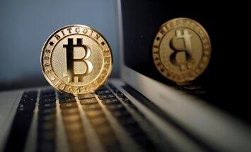 Курс биткоина превысил 8700 долларов США