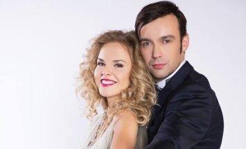 Dejo ar zvaigzni, Maija Silova, Jānis Āmanis
