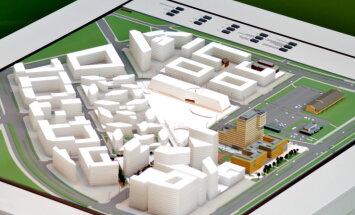 Самоликвидация ABLV Bank не помешает строительству офисного центра New Hanza
