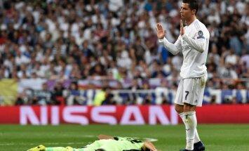 'Manchester City' cieš sakāvi; Čempionu līgas finālā būs Madrides klubu derbijs