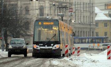 Atjaunojot savulaik par nerentablu atzīto maršrutu Imanta-Jugla, 4. un 6.maršruta tramvaji tiks saglabāti