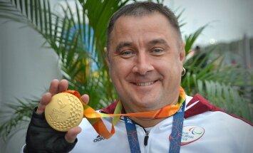 Rosinās piešķirt miljonu eiro prēmijām olimpisko un paralimpisko spēļu dalībniekiem