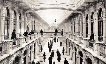 Foto: Slavenākais Krievijas tirdzniecības centrs - vēstures pērle GUM