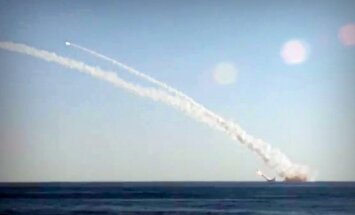 Krievijas plānotā raķešu šaušana palielina incidentu risku, atklāj Lietuva