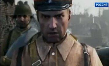Krievija plāno aizliegt 'pretkrieviskas' datorspēles