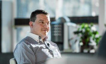 Arī Latvijā reiz tiks radīta miljardiem eiro vērta kompānija, pārliecināts bijušais 'Skype' vadītājs