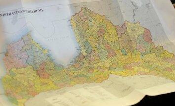 Mūžīgais jautājums – kā sadalīt un pārvaldīt Latviju?
