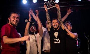 Foto: Eiropas ietekmīgākais metālmūzikas festivāls meklē talantus Rīgā