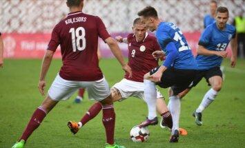 Latvija - Igaunija