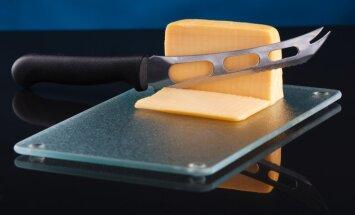 Рекордно увеличился экспорт латвийского сыра