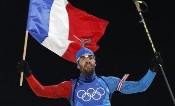 Фуркад принес Франции победу в эстафете и стал пятикратным чемпионом Олимпиад