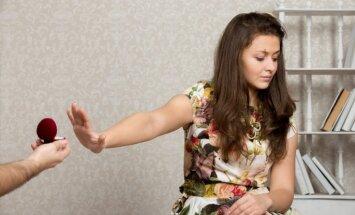 Negribu un neprecos! Kāpēc sievietes izvēlas dzīvi bez vīra