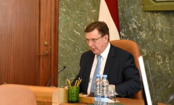 Kadastrālās vērtības iesaldēs līdz risinājumam saistībā ar NĪN noteikšanu, pauž Kučinskis