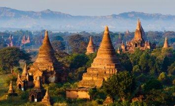 В Мьянме произошло землетрясение магнитудой 6,8