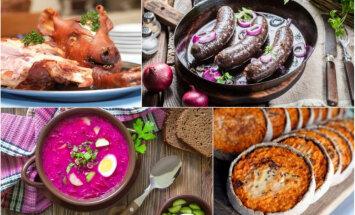 10 neparasti latviešu virtuves ēdieni, ar ko pārsteigt ārzemniekus