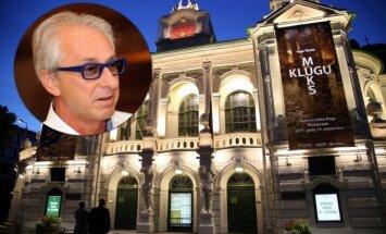 Nacionālā teātra darbinieki lūdz atstāt Rubeni valdes locekļa amatā