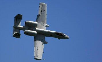 No jūnija militārie gaisa kuģi veiks zemos lidojumus Latvijas gaisa telpā