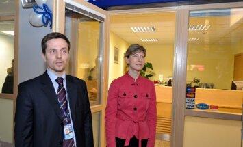 Vakanto lidostas 'Rīga' valdes locekļa amatu uztic Saveļjevam