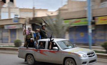 Sīrija iesniegusi Krievijai 'jaunus pierādījumus', ka opozīcija pielietojusi ķīmiskos ieročus