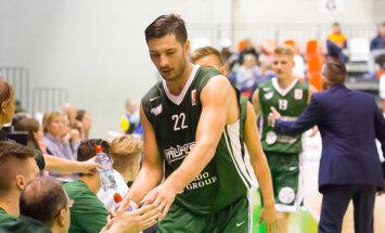 'Valmiera'/ORDO kapitulē BBL spēlē pret 'Tartu Universitāti'; 'Ogrei' pirmā uzvara