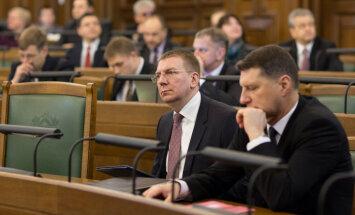 Krievijas kodoldraudi ir mēģinājums iebiedēt šaubīgākās NATO valstis, uzskata Rinkēvičs