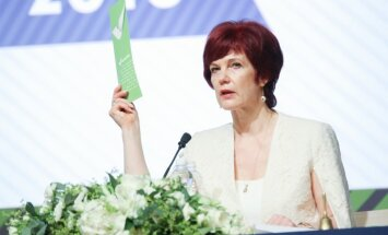 """Аболтиня: на выборах в Риге лидер объединенного списка будет из """"Единства"""""""