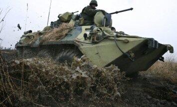 Krievija drīz spēs vienlaicīgi veikt militārās operācijas vairākās kaimiņvalstīs, apgalvo ASV ģenerālleitnants