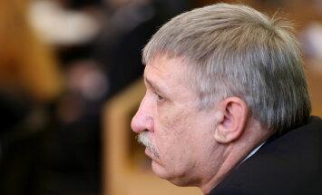 Генпрокурор и глава ПБ не говорят, почему поддержали кандидатуру Страуме на пост главы БПБК
