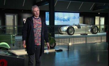 'Zebra': Rīgas Motormuzejā tehniski radošās nodarbības bērniem