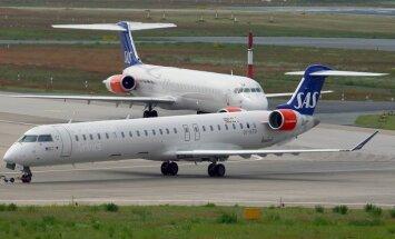 SAS откроет прямые рейсы по маршруту Рига - Копенгаген