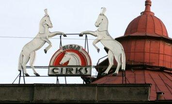 Lolita Lipinska: Par ziloņu viesizrādēm Rīgas cirkā