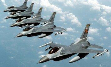 Avoti: ASV apsver iespēju Sīrijā pie Jordānijas robežas noteikt lidojumu aizlieguma zonu