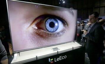 Izjūk ASV un Ķīnas tehnoloģiju milžu darījums: 'LeEco' tomēr nepirks 'Vizio'