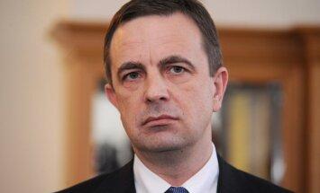 'ABLV Bank' padomē iecelts bijušais ārlietu un satiksmes ministrs Aivis Ronis
