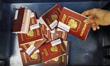 Nākamgad cer panākt vienošanos par īstermiņa bezvīzu braucieniem starp Krieviju un ES