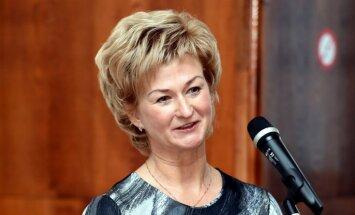 Супруга президента Латвии патронирует семь проектов, Вейонис— 12 проектов