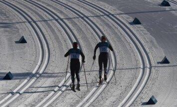 XXIII Ziemas olimpisko spēļu rezultāti distanču slēpošanā 30 km distancē sievietēm (25.02.2018.)