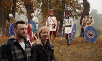 Marta Selecka un Gustavs Terzens jaunā raidījumā meklē Dzintara pusi